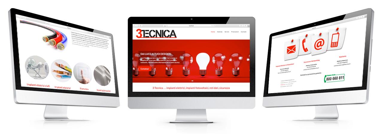3tecnica sito web casarsa